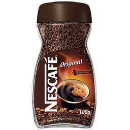 Nescafe Original - 100 g- Cód. 10985