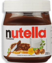 Nutella - 350 g- Cód. 10986