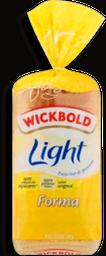 Pao De Forma Light  Wickbold - 300 g- Cód. 10990