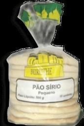 Pao Sirio Beiruthe Pequeno - 500 g- Cód. 10995