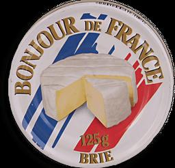 Queijo Brie Bonjour De France - 125 G- Cód. 11012