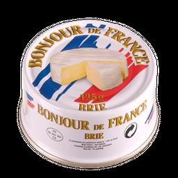 Queijo Brier Bonjour Frances Lata 125Gr