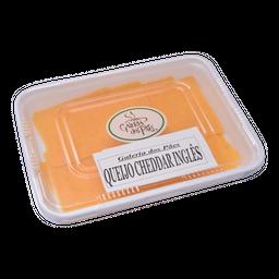 Queijo Cheddar Ingles - 100 g (Peso Minimo)- Cód. 11013