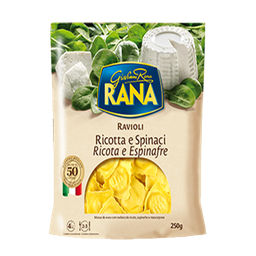 Ravioli Ricota Com Espinafre Rana - 250 g- Cód. 11030