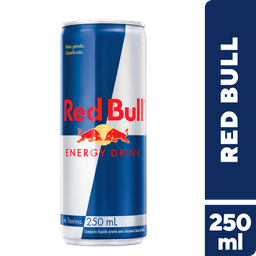 Energético Red Bull Regular 250ml - Cód. 11031