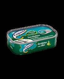 Sardinha Coqueiro - 125 G- Cód. 11039