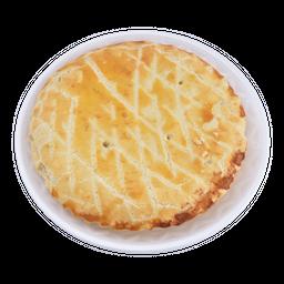 Torta De Frango - Unidade 500 gramas (Peso Minimo)- Cód. 11334