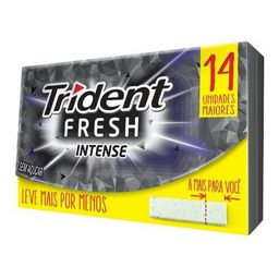 Trident Xfresh Intense - 26,6 g- Cód. 11063