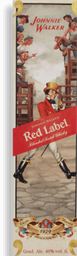 Whisky Red Label - 1 L- Cód. 11134