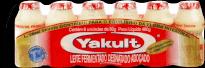 Yakult Contém 06 unidades de 80  mL- Cód. 11066