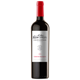 Vinho Chileno Clássico Cabernet Sauvignon Casa de Montemar 750ml
