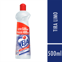 Limpa Limo Veja X-14 Squeeze 500 mL