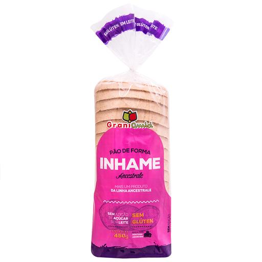 Pão De Forma Pão de Forma Grani Amici Inhame