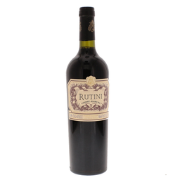 Vinho Argentino Tinto Cabernet Sauvignon e Malbec Rutini 750ml