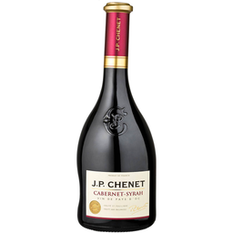 Vinho Francês Tinto Cabernet Sauvignon e Syrah JP Chenet 250ml