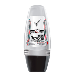 Desodorante Roll On Antibacteriano Masculino Fresh Rexona 50ml