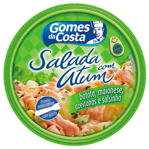 Salada de Atum com Batata, Maionese, Azeitona e Salsinha 165g