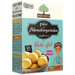 Mistura Orgânica para Pão de Mandioquinha por Bela Gil - 300g