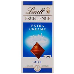 Chocolate Excellance Milk Chocolate - Extra Creamy Lindt 100g