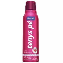 Desodorante Tenys Pé Baruel JS Woman 92g
