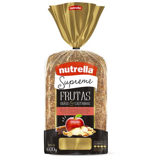 Nutrella Pão Supreme