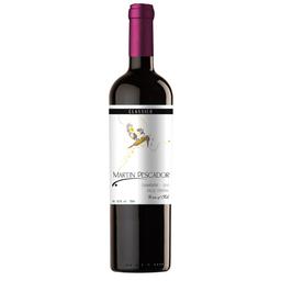 Vinho Chileno Tinto Carmenere Martin Pescador Clássico 750ml