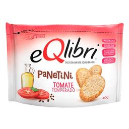 Biscoito Crack Sabor Tomate Temperado Panetini Equilibri 40g