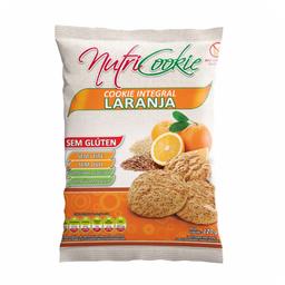 Cookie de Laranja sem Glúten e sem Lactose Nutricookie 120g