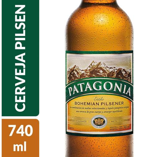 Patagônia Cerveja Bohemian Pilsen