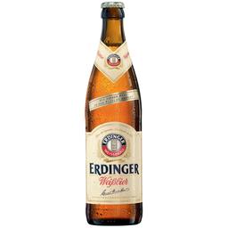 Cerveja Alemã Erdinger Weissbier Tradicional Garrafa 500ml