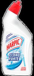 Limpador Sanitário Líquido Cloro Forte Fresh Harpic 500ml