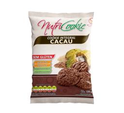 Cookie de Cacau sem Glúten e sem Lactose Nutricookie 120g