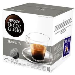 Nescafé Dolce Gusto Espresso Barista 120g com 16 Cápsulas