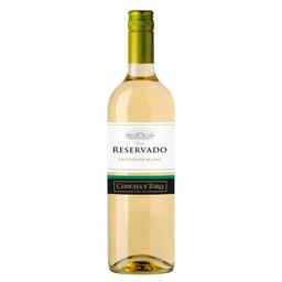 Vinho Chileno Branco Sauvignon Blanc Concha Y Toro 750ml