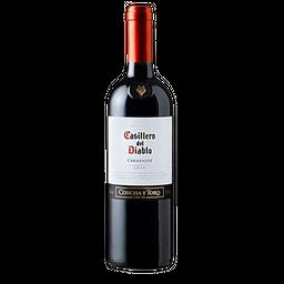 Vinho Chileno Tinto Carmenere Casillero del Diablo '