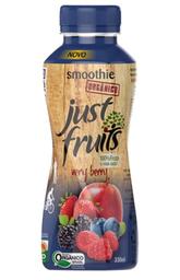 Smoothie Orgânico de Frutas Very Berry Just Fruits 330ml
