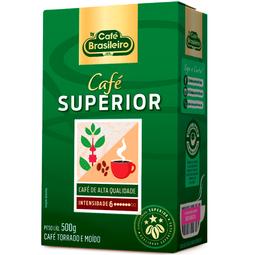Café Superior Intensidade 6 a Vácuo Café Brasileiro 500g