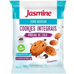 Cookies Integral Zero Sabor Manjar de Coco Jasmine 150g