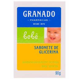 Sabonete Infantil em Barra Tradicional Granado Bebê 90g