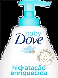 Dove Baby Sabonete Líquido Hidratação Enriquecida 400Ml