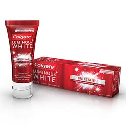 Creme Dental Luminous White Brilliant White Colgate 70g