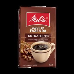 Café Sabor da Fazenda Extra Forte a Vácuo Melitta 500g
