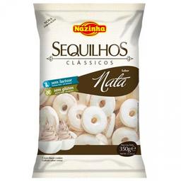 Biscoito de Nata sem Glúten e sem Lactose Nazinha 350g