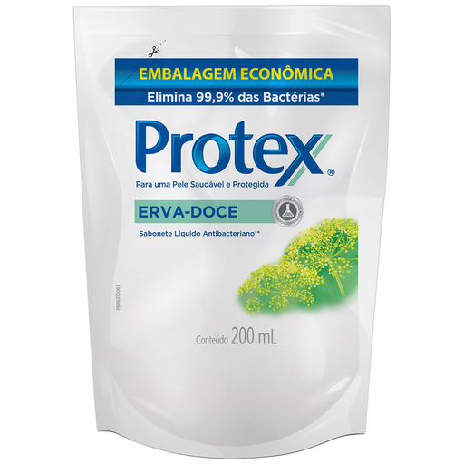 Protex Sabonete Liquido Erva Doce Refil