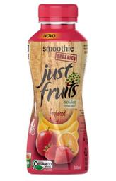 Smoothie Orgânico de Frutas Feelgood Just Fruits 330ml