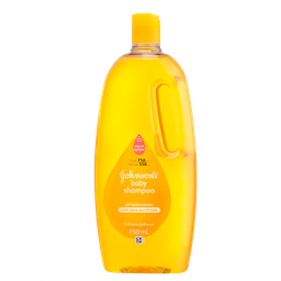 Shampoo JOHNSON'S® Baby Regular 750ml