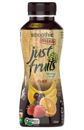 Smoothie Orgânico de Frutas Go Açaí Just Fruits 330ml