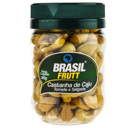 Castanha de Caju Brasil Frutt Torrada e Salgada 140g