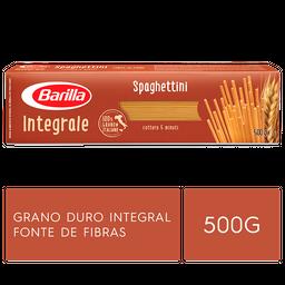 Macarrão Italiano Integral Spaghettinni Barilla 500g