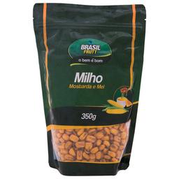 Milho Torrado Sabor Mostarda e Mel Brasil Frutt 350g